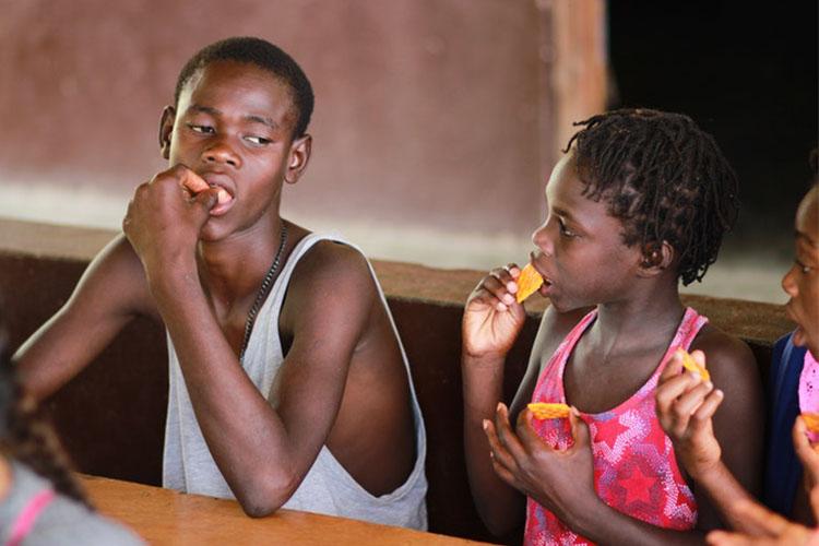 child health, child nutrition