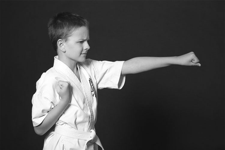 child fitness, child obesity, martial arts
