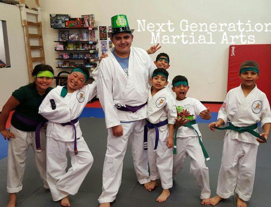 Next Generation Martial Arts