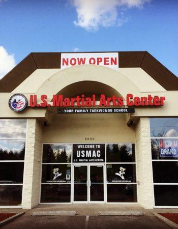 U.S. Martial Arts Center – Lacey