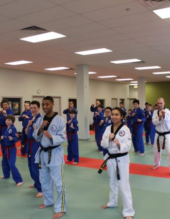 U.S. Martial Arts Center – West Olympia