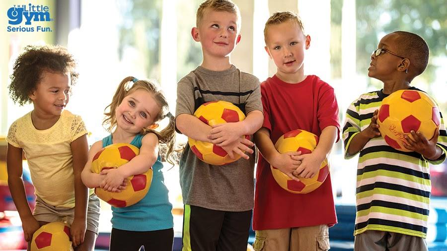 The Little Gym of Stevens Creek - Better Kids Institute