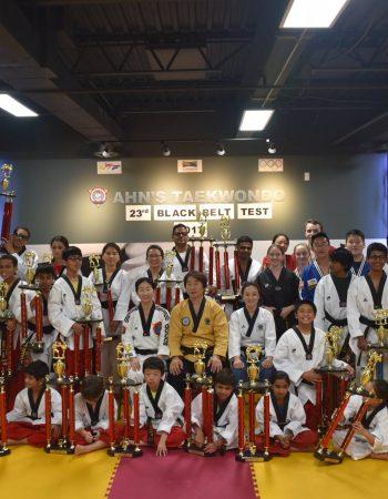 Ahn's Taekwondo Academy