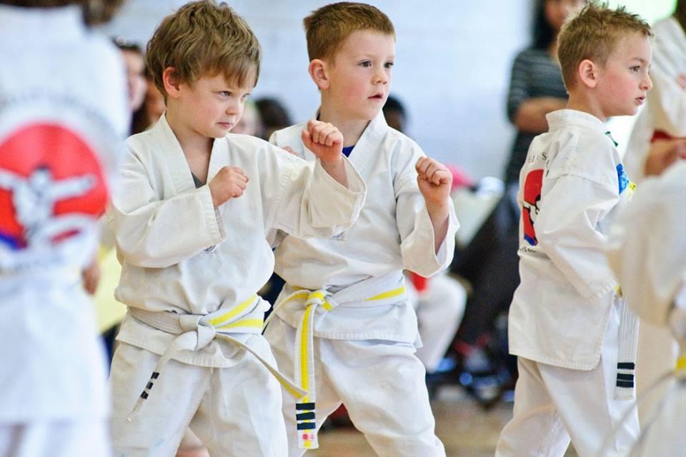 Olympia martial arts