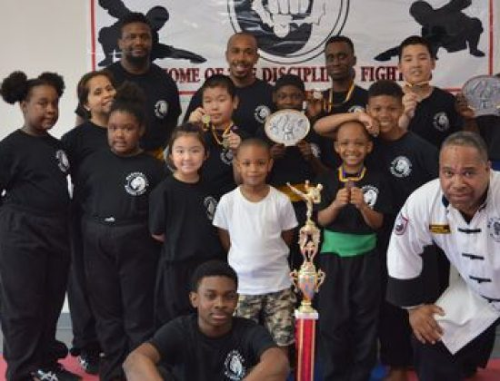 Dangerfield Martial Arts