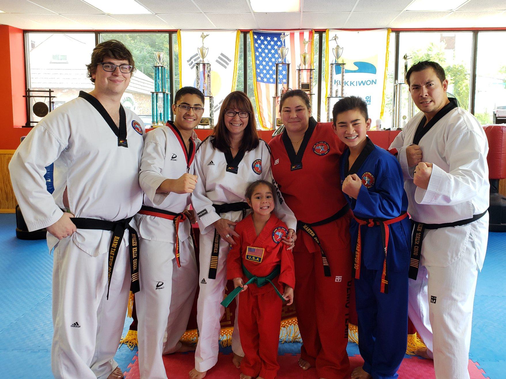 Hanmi Taekwon do Center - Better Kids Institute