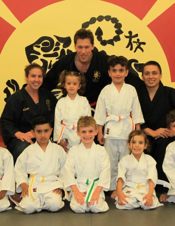 John Leroux's World Karate FIT Centre
