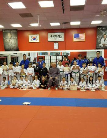 Master Park's Black Belt America – Franklin Lakes NJ