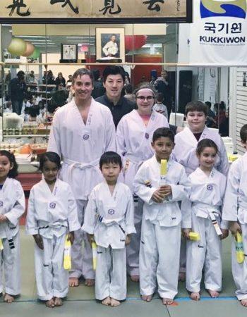 Shim's Martial Arts Training Center